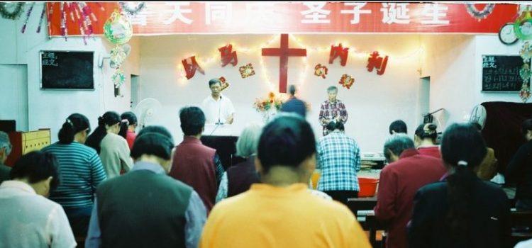 Čínský pastor propuštěn z vězení