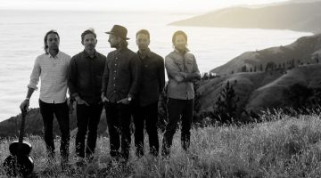 Kalifornská skupina Switchfoot