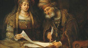 Ester a Mardochaj