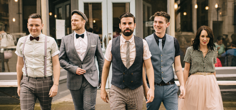 Skupina Rend Collective