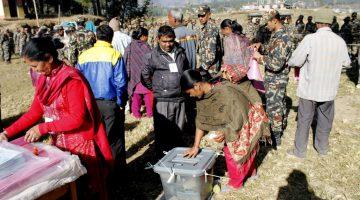 Volby v Nepale
