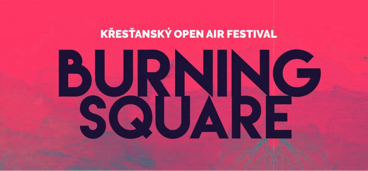 Festival Burning Square