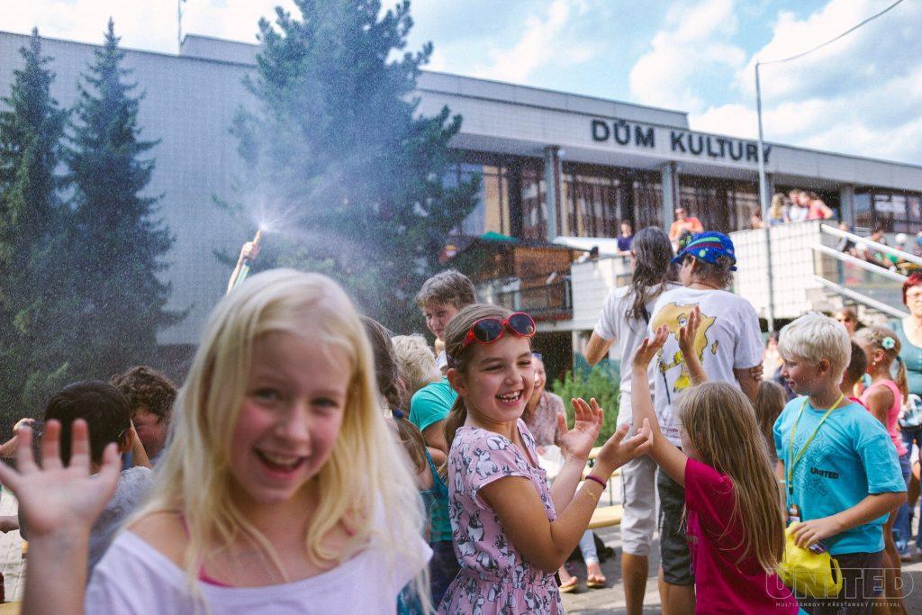 Festival UNITED Dětská scéna