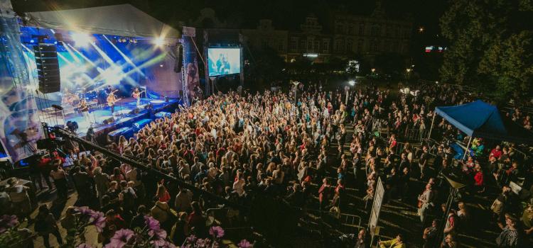 Festival UNITED hlavní scéna