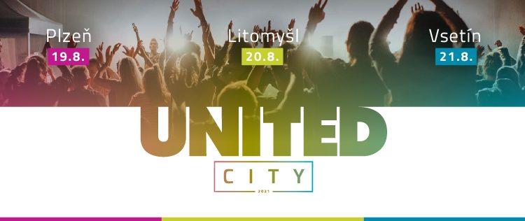 UNITED CITY 2021 Lokality